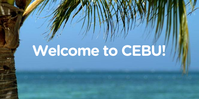 Welcome to CEBU